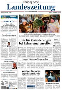 Thüringische Landeszeitung – 08. Januar 2019