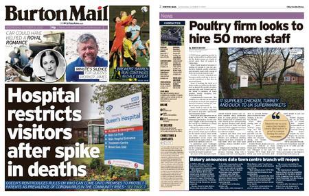 Burton Mail – October 21, 2020