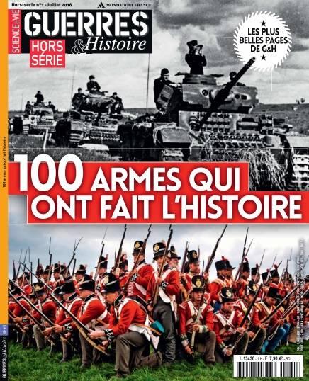 Science & Vie Guerres & Histoire Hors Série - Juillet 2016