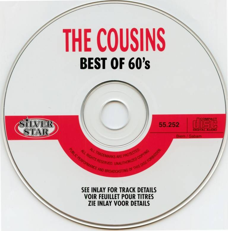 The Cousins - Best Of 60's (2000)