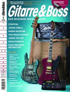 Gitarre & Bass - Juni 2020