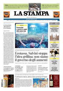 La Stampa Torino Provincia e Canavese - 16 Dicembre 2018