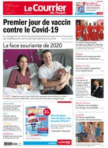 Le Courrier de l'Ouest Cholet – 27 décembre 2020