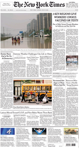 The New York Times – 27 July 2021