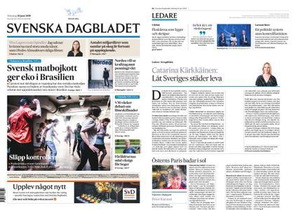 Svenska Dagbladet – 10 juni 2019