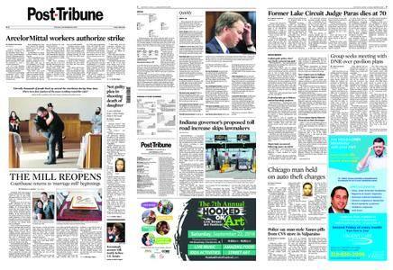 Post-Tribune – September 18, 2018