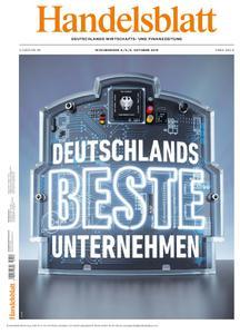 Handelsblatt - 04. Oktober 2019