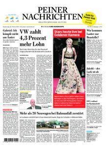 Peiner Nachrichten - 22. Februar 2018