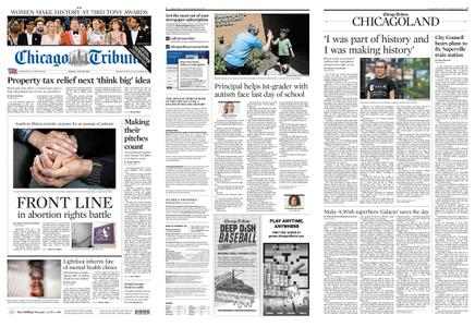 Chicago Tribune – June 10, 2019