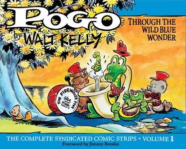Pogo - The Complete Syndicated Comic Strips v01 - Through the Wild Blue Wonder (2012, 2nd print) (digital) (Salem-Empire