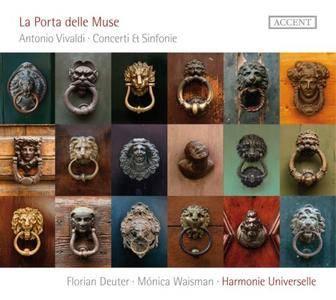 Harmonie Universelle, Florian Deuter and Mónica Waisman - Vivaldi: La Porta delle Muse (2012)