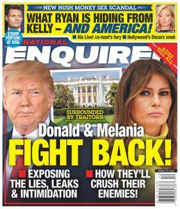 National Enquirer - March 19, 2018