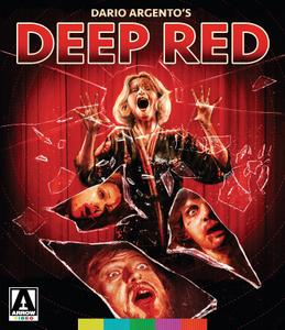 Deep Red (1975) [Director's Cut][w/Commentary]