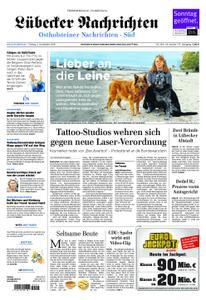 Lübecker Nachrichten Ostholstein Süd - 02. November 2018