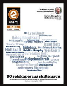 Energi – oktober 2019