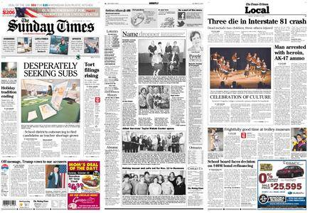 The Times-Tribune – October 23, 2016