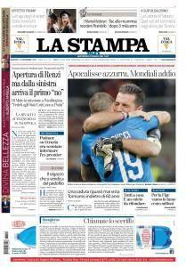 La Stampa Imperia e Sanremo - 14 Novembre 2017