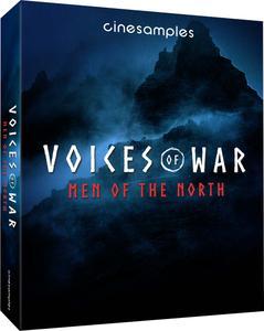 Cinesamples - Voices of War - Men of the North KONTAKT