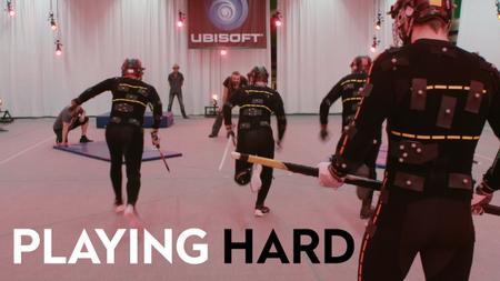 Playing Hard (2018)
