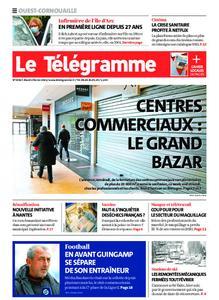 Le Télégramme Ouest Cornouaille – 02 février 2021