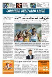 Corriere dell'Alto Adige - 16 Gennaio 2018