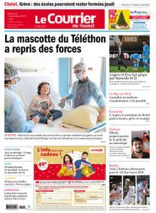 Le Courrier de l'Ouest Cholet – 04 décembre 2019