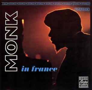 Thelonious Monk - Monk In France (1965) [Reissue 1991]