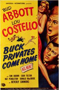 Abbott & Costello: Buck Privates Come Home (1947)