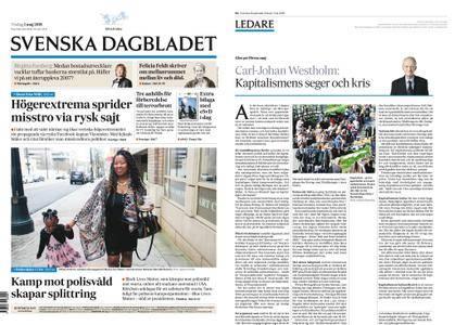 Svenska Dagbladet – 01 maj 2018