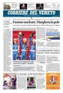 Corriere del Veneto Vicenza e Bassano - 17 Gennaio 2018