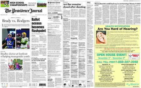 The Providence Journal – November 05, 2018