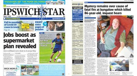 Ipswich Star – July 23, 2020