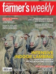Farmer's Weekly - 02 March 2018