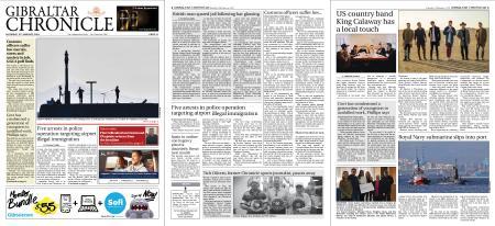 Gibraltar Chronicle – 12 January 2019