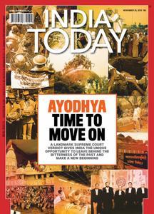 India Today - November 25, 2019