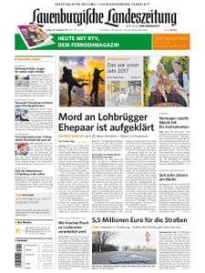 Lauenburgische Landeszeitung - 29. Dezember 2017