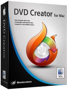 Wondershare DVD Creator 5.1.0.38 macOS
