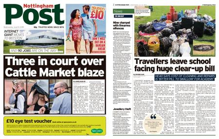 Nottingham Post – July 10, 2019