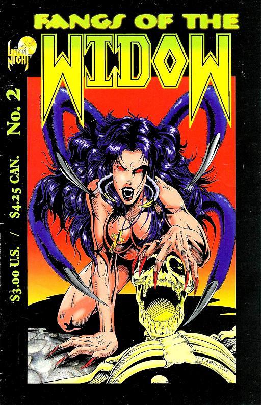 Fangs of the Widow, vol 2