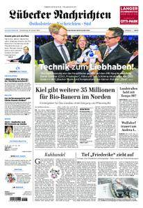 Lübecker Nachrichten Ostholstein Süd - 18. Januar 2018