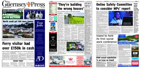 The Guernsey Press – 19 March 2019