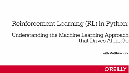 Reinforcement Learning (RL) in Python