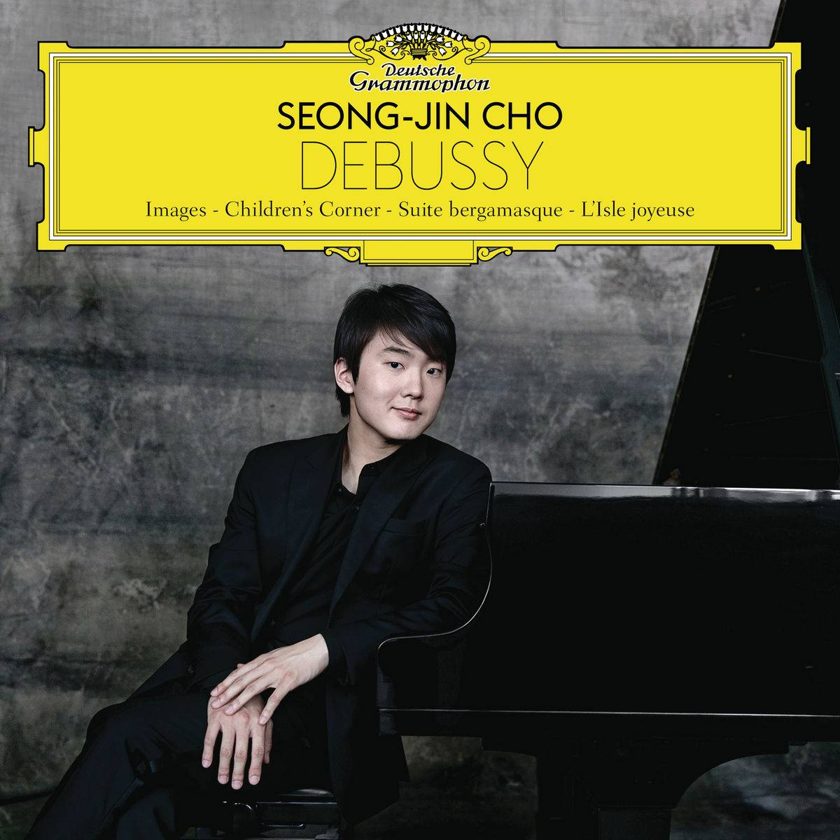 Seong-Jin Cho - Debussy (2017) [Official Digital Download 24/96]