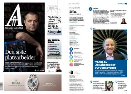 Stavanger Aftenblad – 15. juni 2019