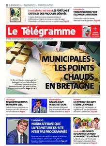 Le Télégramme Guingamp – 26 juin 2020