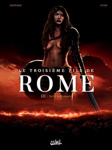 Le Troisième Fils de Rome - Tome 3 - Sylla et Pompée (2018)