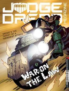 Judge Dredd The Megazine 366 2015 Digital