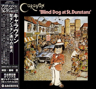Caravan - Blind Dog At St. Dunstans (1976) [Japan (mini LP) 2006] Re-up