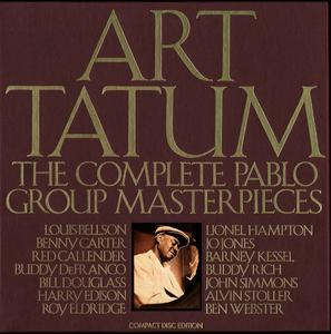 Art Tatum - The Complete Pablo Group Masterpieces (1990) {6CD Set Pablo Records 6PACD-4401-2 rec 1954-1956}