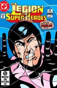 Legion of Super-Heroes 297 digital LP